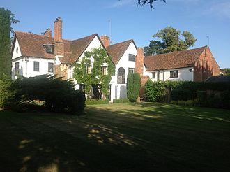 Harlington Manor - Harlington Manor viewed from the west