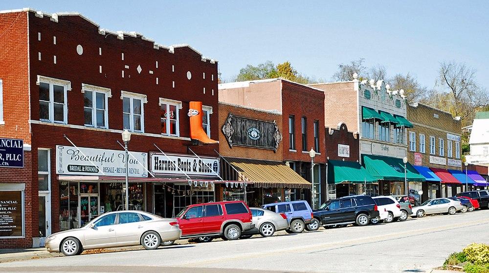 The population density of Harrison in Arkansas is 445.7 people per square kilometer (1154.59 / sq mi)