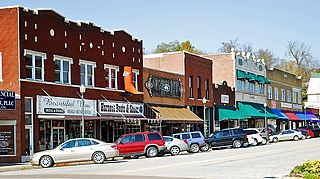 Harrison, Arkansas City in Arkansas, United States