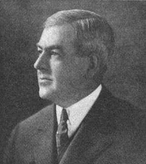Harry Irving Thayer American politician