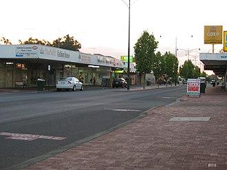 Harvey, Western Australia - Uduc Road, Harvey, at dusk