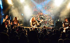 Hatesphere - Hatesphere performing live Hamburg Metal Dayz 2014
