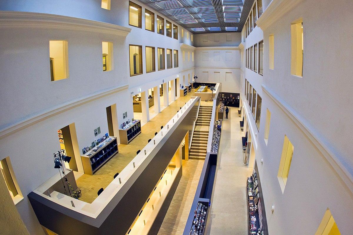 Stadtbibliothek Bonn –
