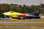 Hawker Hunter - RIAT 2011 (16518847981).jpg