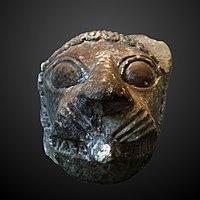 Head of a lion-AO 231-IMG 9032-gradient.jpg