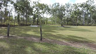 Cawarral - Cawarral cemetery, 2016
