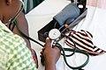 Health professtional using a Stethoscope.jpg