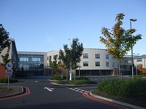 Heaton Manor School - Image: Heaton manor