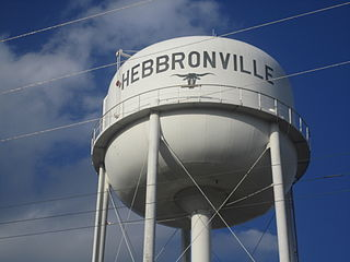 Hebbronville, Texas Census-designated place in Texas, United States