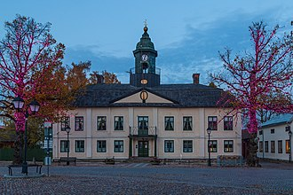 Hedemora Municipality - Hedemora Town Hall