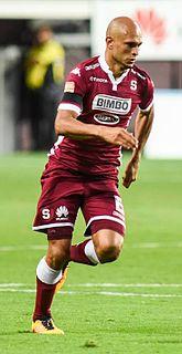 Heiner Mora Costa Rican footballer
