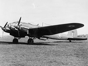 No. 1426 Flight RAF - Heinkel He 111H, AW177 at RAF Duxford, prior to the establishment of 1426 Flight (Sept-Oct 1941)