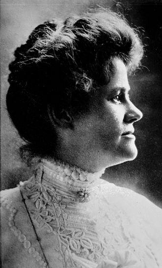 Helen Ring Robinson - Helen Ring Robinson circa 1913