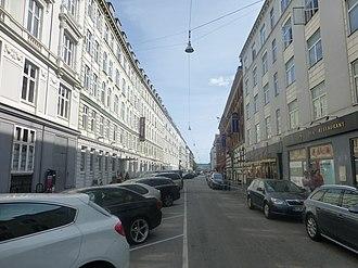 Helgolandsgade - Image: Helgolandsgade