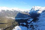 Helikopterflug in den Berner Alpen von Lauterbrunnen ausgehen (2014) -10.JPG