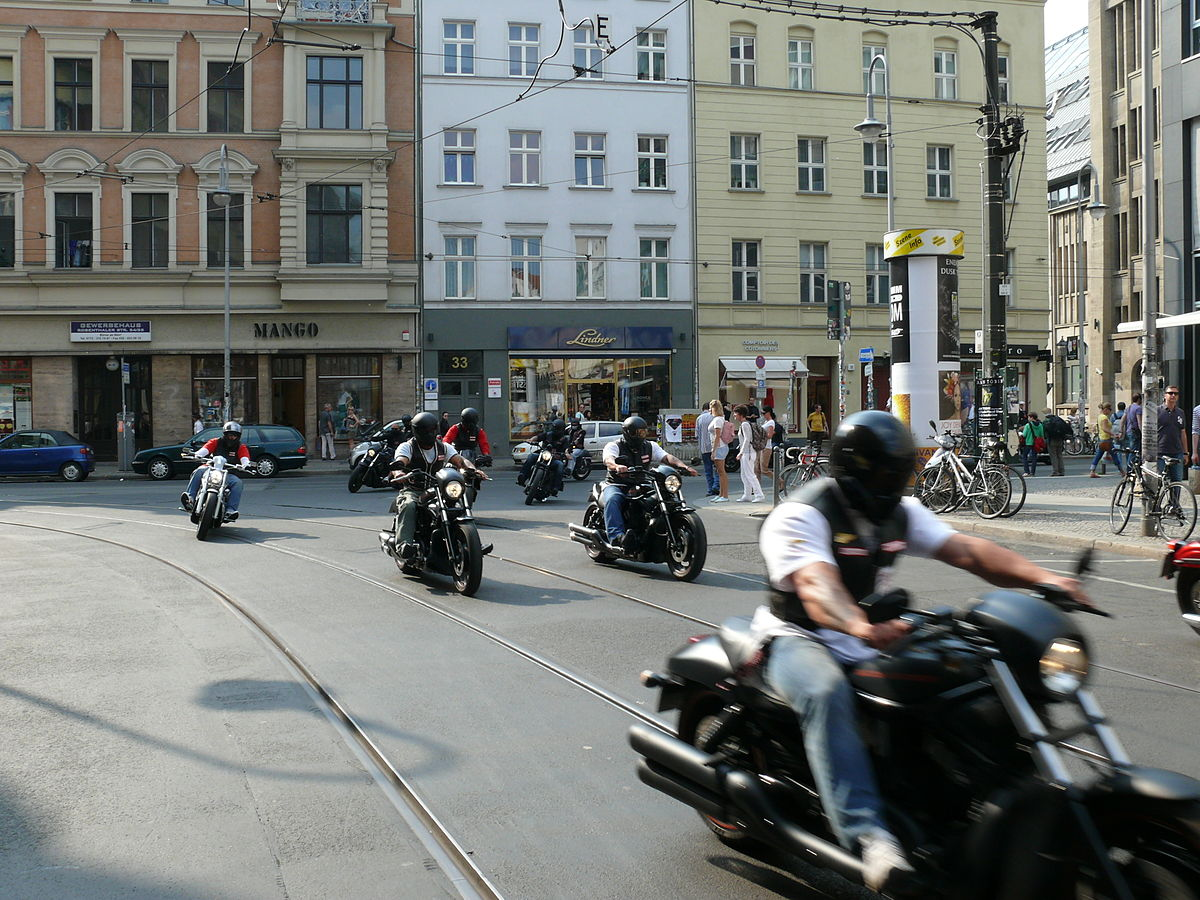 Hells Angel Berlin