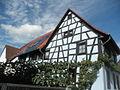 Hemsbach trabfaka domo Mittelgasse-Quergasse.JPG
