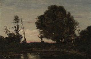 Landscape atDusk