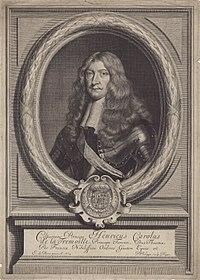Description de l'image Henri Charles de La Trémoille - Anführer der Fronde.jpg.