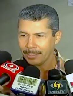 Henri Falcón Venezuelan politician