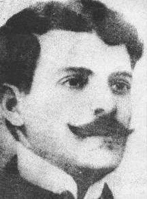 Sport Club Internacional - Henrique Poppe, one of the founders of Sport Club Internacional