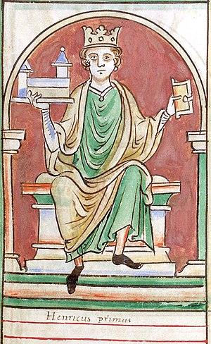 Charter of Liberties - Henry I of England was forced to make concessions to the barons in the Charter of Liberties when he assumed the throne in 1100.