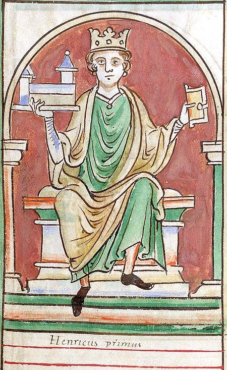 Henry I dari England