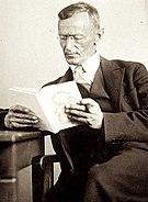 Hermann Hesse 1927 Photo Gret Widmann
