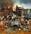 Hieronymus Bosch - Triptych of Temptation of St Anthony (central panel) - WGA2587.jpg