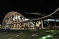 Higashi-Shizuoka Station in night.jpg