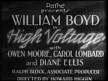 File:High Voltage (1929).webm