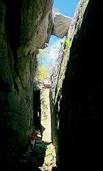 Shawangunk Ridge Ice Caves | RM.