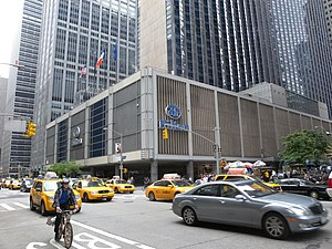 New York Hilton Midtown - New York Hilton Midtown at 6th Avenue and 54th St