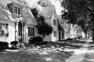 Hilton Village human settlement in Newport News, Virginia, United States of America