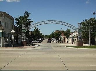 West Des Moines, Iowa - Historic Valley Junction