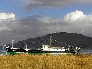 Puno - Image: Historico Barco Yavari de Puno