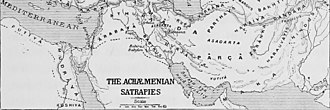 Assyria - Athura in the Achaemenid period.
