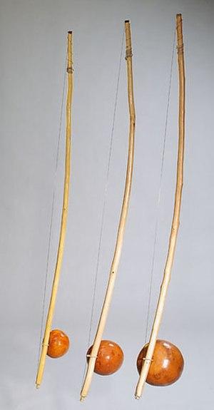 Berimbau - Viola, médio and gunga