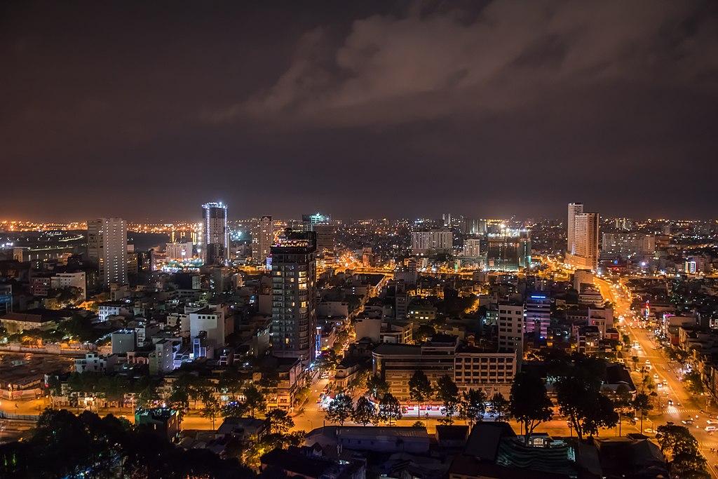 Ho Chi Minh city nightlife
