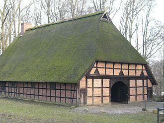 Bad Fallingbostel - The Hof der Heidmark in an old Low German farmhouse