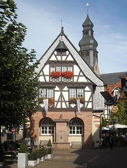 Hofheim am Taunus, Altes Rathaus