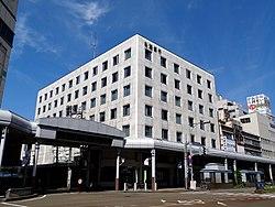 Hokuetsu Bank hq.JPG