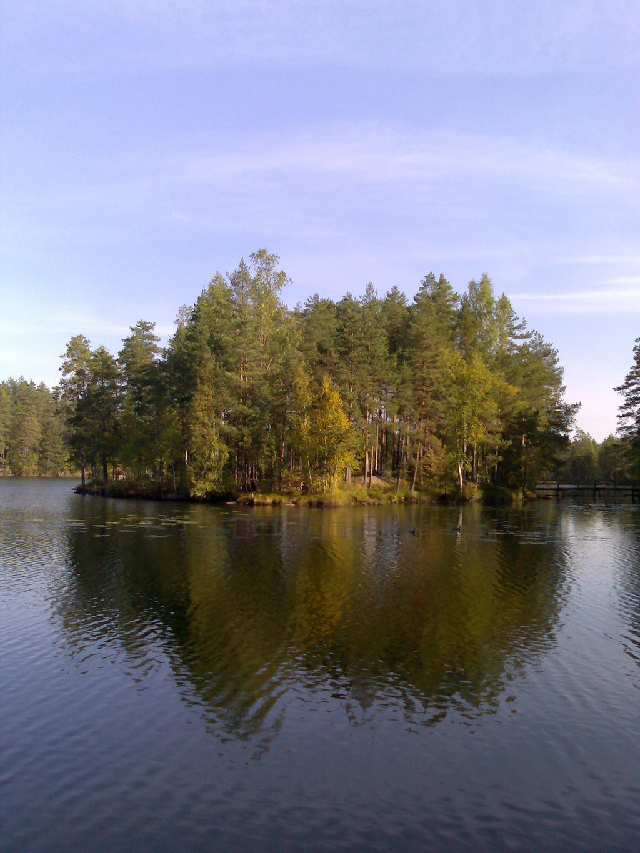 Holma-Saarijärvi, Nuuksio, Vihti - panoramio