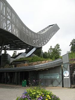 Holmenkollen with visitors centre.jpg