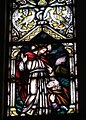 Holy Name Church (Columbus, Ohio) - stained glass, north arcade, Jesus Walking on Water.jpg