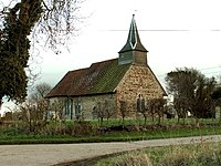 Holy Trinity Church, Bradwell, Essex - geograph.org.uk - 112348.jpg