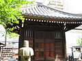 Honkoji (Amagasaki, Hyogo) Nichiryu shonin dabishoduka.jpg