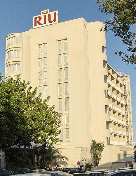 Hotel Riu Torremolinos Spain