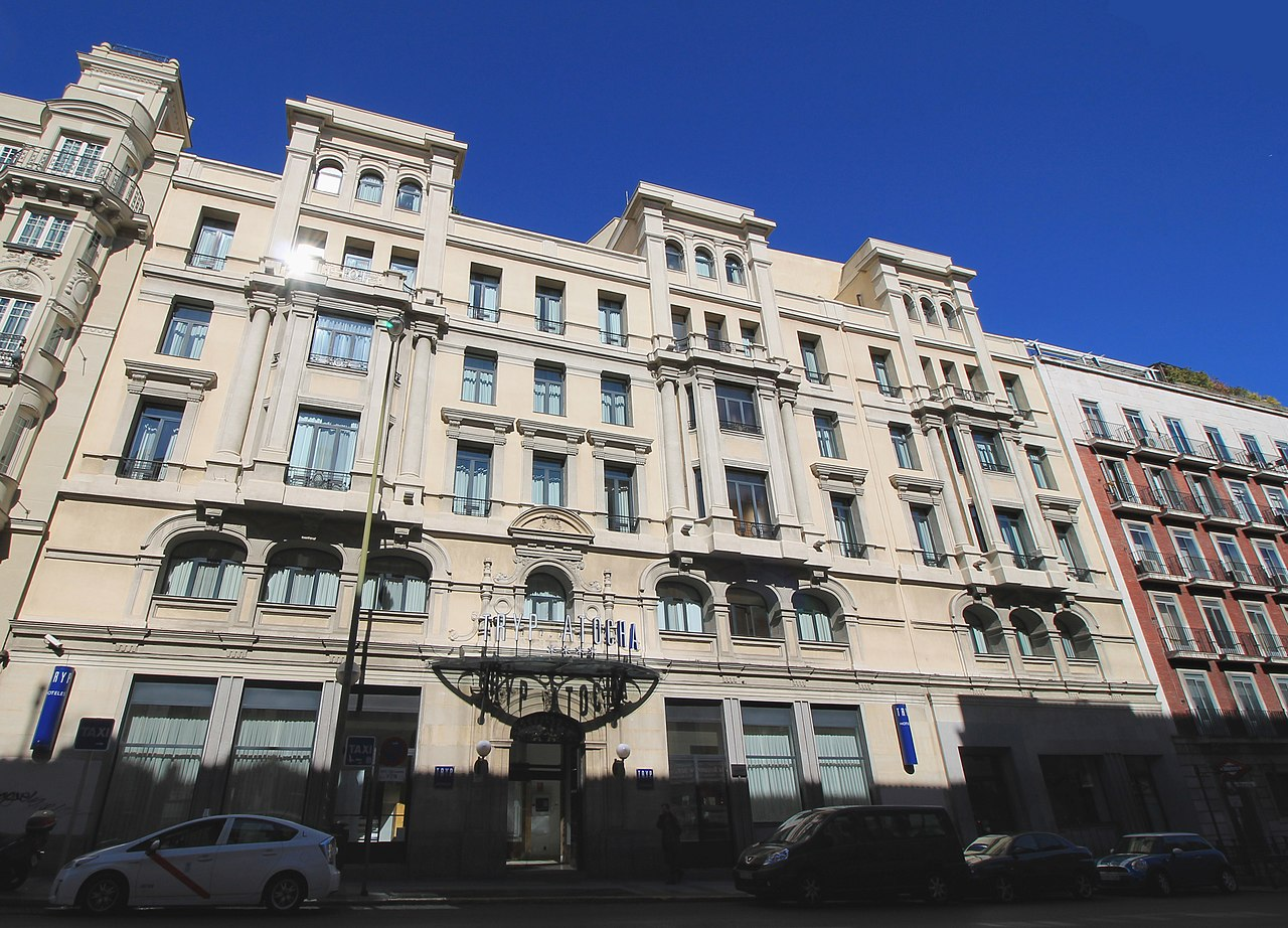 Tryp Madrid Atocha Hotel Madrid Spain