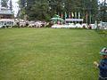 Hotel lawn in Shogran.JPG